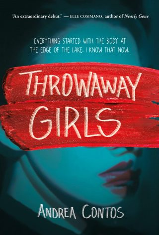 REVIEW: THROWAWAY GIRLS by Andrea Contos