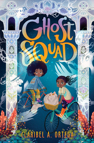 REVIEW: GHOST SQUAD by Claribel Ortega